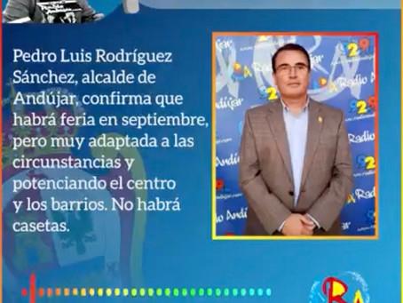 El PSOE local apoya el modelo de Feria que plantea el Gobierno Municipal
