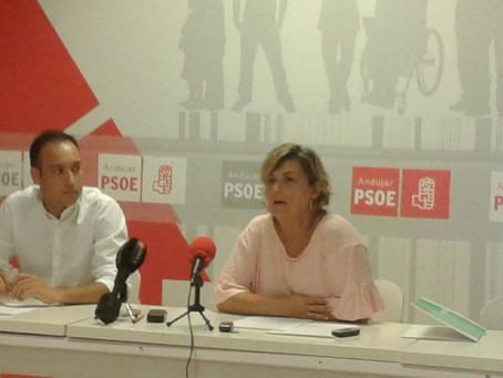 """El PSOE de Andújar presenta las campañas """"Tus propuestas dejan huella"""" y """"¡Así se hac"""