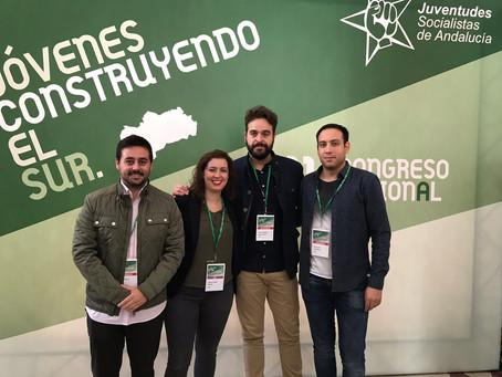 José Antonio Oria nuevo responsable de la Secretaria de Justicia y Memoria Histórica de la Ejecutiva