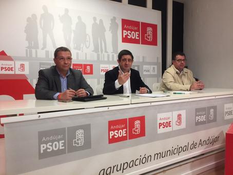 Paco Reyes destaca la colaboración institucional entre la Diputación Provincial y el Ayuntamiento de
