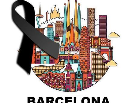 El PSOE de Andújar condena el terrible atentado de Barcelona, y traslada su pésame a los familiares