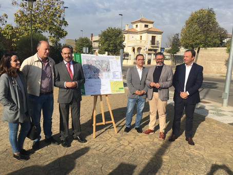 Más alternativas saludables con la nueva vía ciclista de Andújar