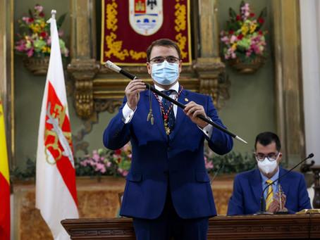 Pedro Luis Rodríguez, nuevo Alcalde de Andújar