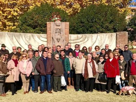 EL PSOE de Andújar rinde homenaje a la Constitución en su tradicional acto del 6 de diciembre