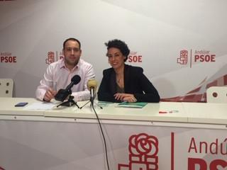 """EL PSOE DENUNCIA EL """"CAMBIO A PEOR"""" PARA ANDALUCÍA Y PARA JAÉN CON EL NUEVO GOBIERNO TRIFACHITO DE L"""