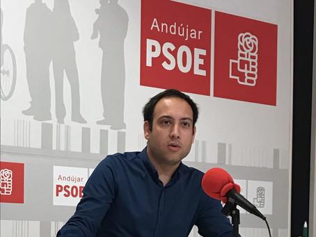 Paco Huertas, candidato a la Alcaldía de Andújar