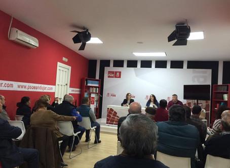 Felipe López interviene en la Asamblea Municipal del PSOE