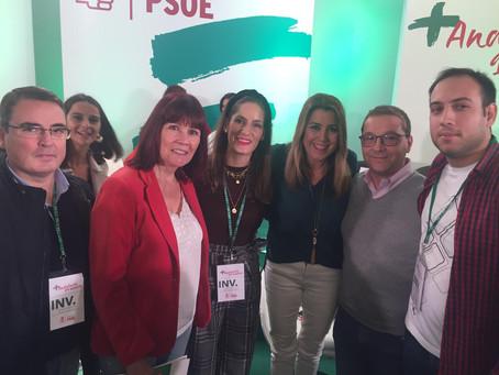 Nuria Gómez Torres forma parte de la Candidatura de Jaén al Parlamento de Andalucía