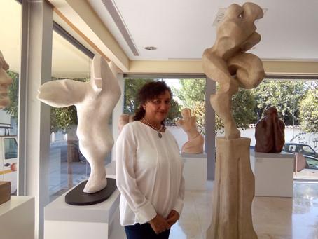 El PSOE de Andújar reconoce la labor de María José Bueno al frente de la concejalía de Cultura