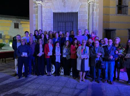 Más de 60 alcaldes, concejales y alcaldes pedáneos socialistas reciben un reconocimiento por su labo