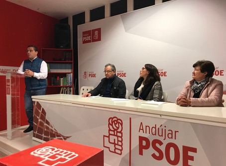 Asamblea local del PSOE de Andújar