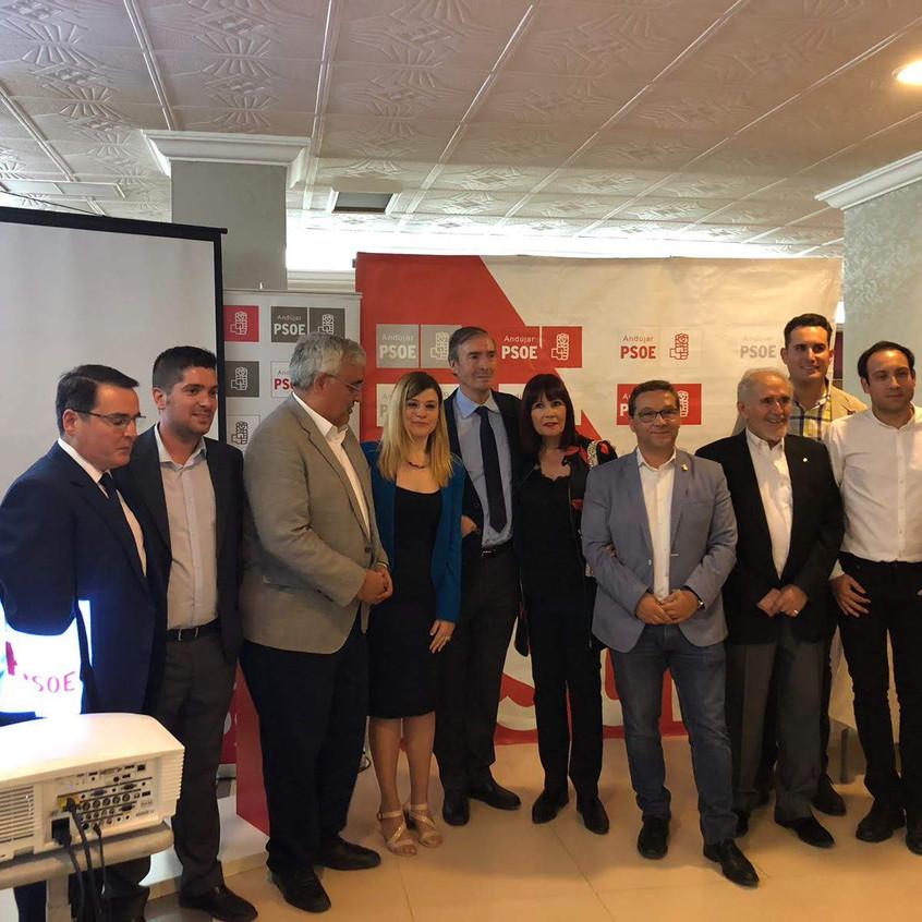 Cena de Fraternidad del PSOE de Andú