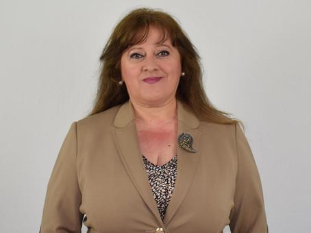María Jesús Expósito Martínez, nueva concejala del Ayuntamiento de Andújar
