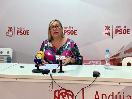 """Pepa Jurado contesta a las """"mezquinas"""" declaraciones del portavoz del pp"""