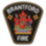 Brantford Fire dep logo
