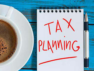 Why Tax Planning Matters