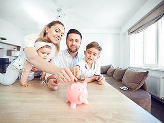 Fun Ways for the Entire Family to Save