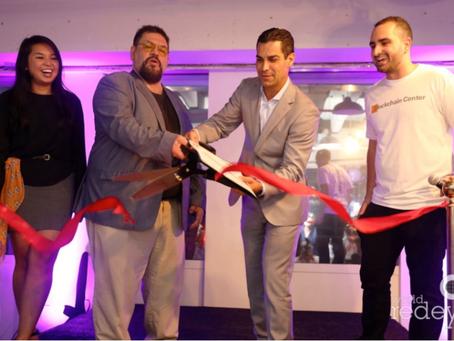 Grand Opening Miami Blockchain Center