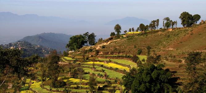 nepal-secnic-tour