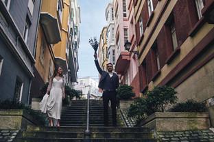 Greta esto va de bodas fotografo boda diferente coruña galicia