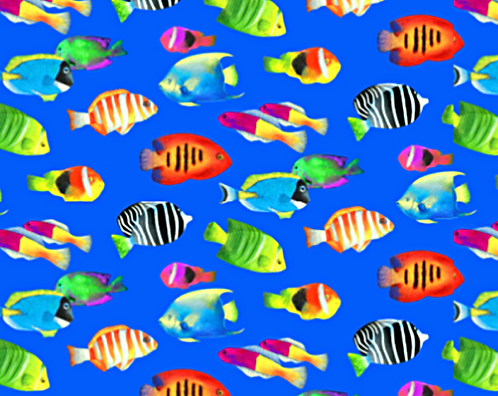 Tropical Fishies
