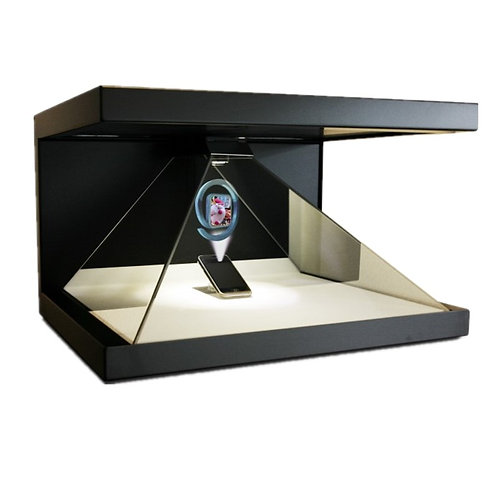 Portable Hologram 3D Display Box/Trade Show