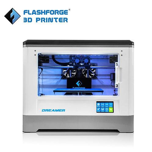 Flashforge Dreamer Dual Extruder Multicolor 3D Printer