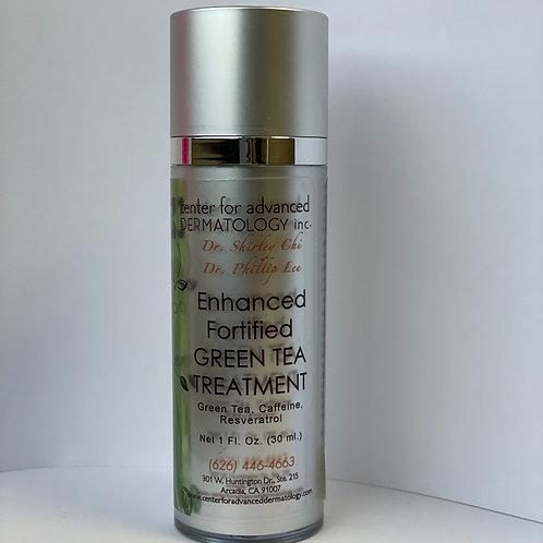 Enhanced Fortified Green Tea Treatment