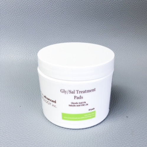 Gly/Sal treatment Pads 60 pads