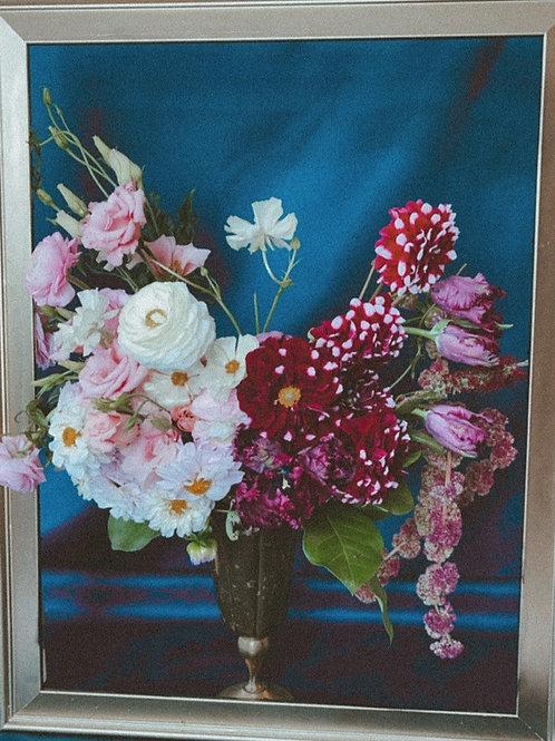 Florist Arrangement (Large-Includes Vase)