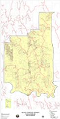 Kelsey District Map