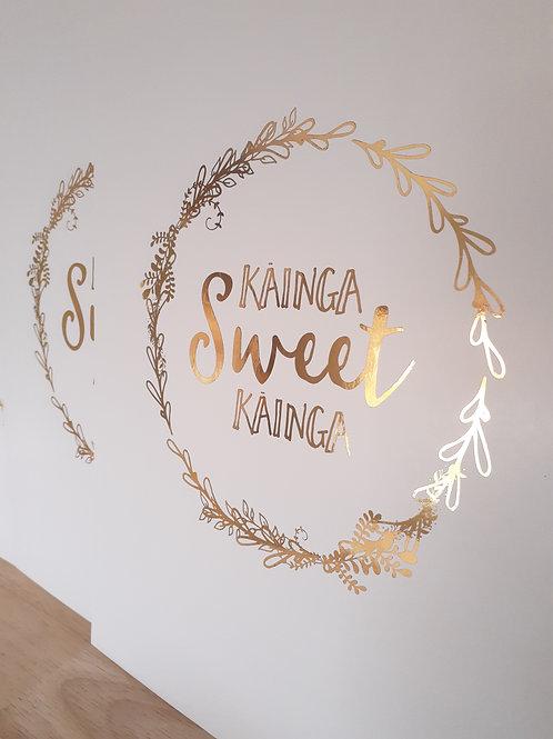 GOLD Kāinga Sweet Kāinga A4