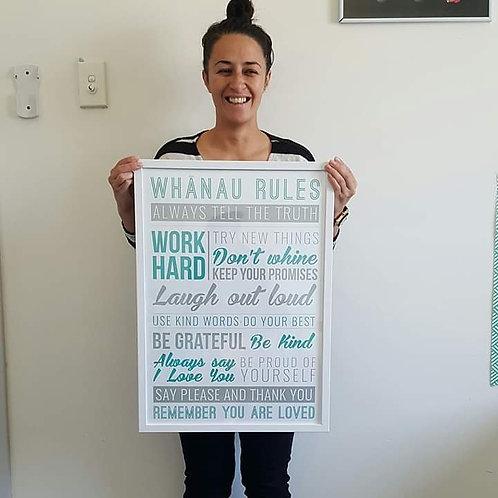 Whanau Rules A2