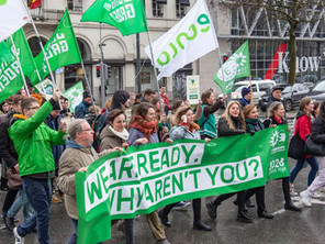 Greenwashing politics?