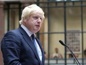 Boris Johnson's hard turn