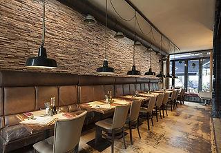 Wall-panel-in-coffee-shop-interior-desig