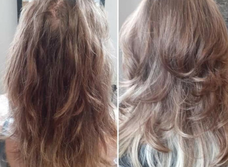Refreshed colour at Revive