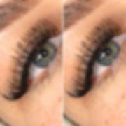 ✨✨U Curl Lash Extensions✨✨ #ucurl #lashe
