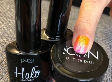 Summer neon nails at Revive