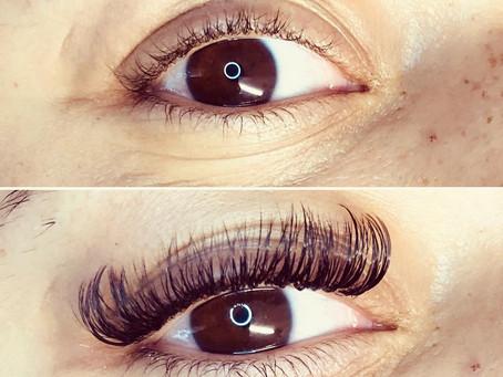 Eyelashes at Revive