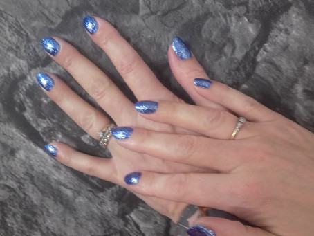 How cool are these nails