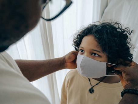 El desarrollo de niñas y niños durante la pandemia