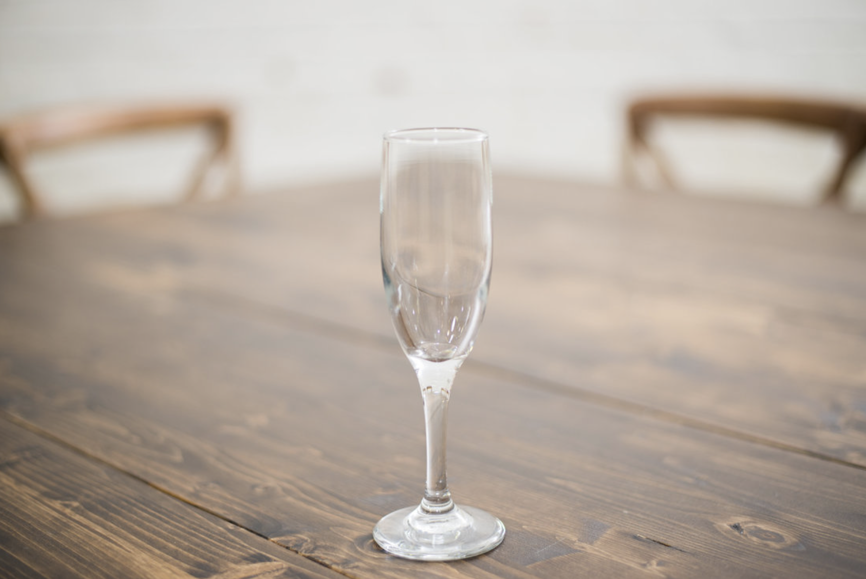 Champagne Flutes 6
