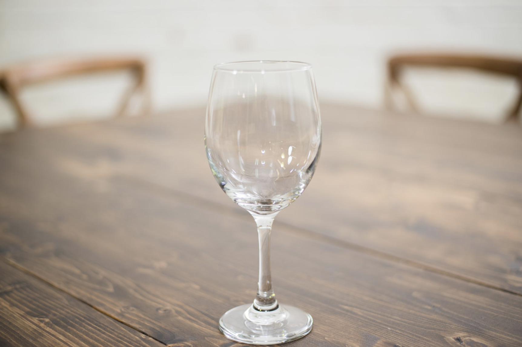 Wine/Water Goblet - Long Stem