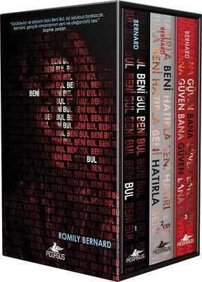 Beni Bul Serisi-3 Kitap Takım-Kutulu Özel Set
