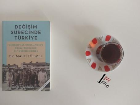 Değişim Sürecinde Türkiye - Mahfi Eğilmez