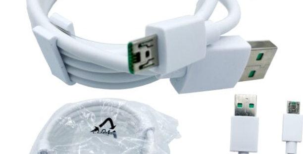 5v / 4A 20W (Micro) Hızlı Fast Data Şarj Kablosu Oppo