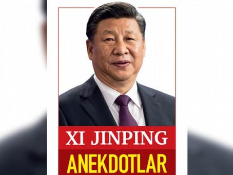 Xi Jinping Anekdotlar' eseri Türk okuruyla buluşuyor