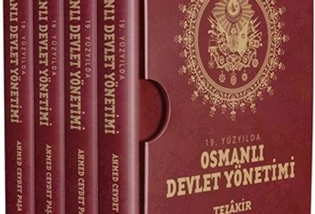 19. Yüzyılda Osmanlı Devlet Yönetimi (4 Kitap)