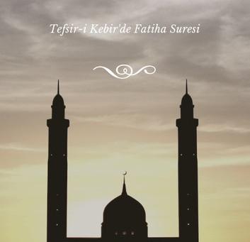 İstiaze / Allah'a sığınmak üzerine...